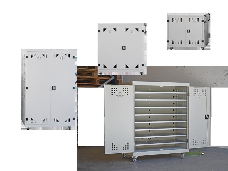 Carro de carga portátiles y tablets Setroc