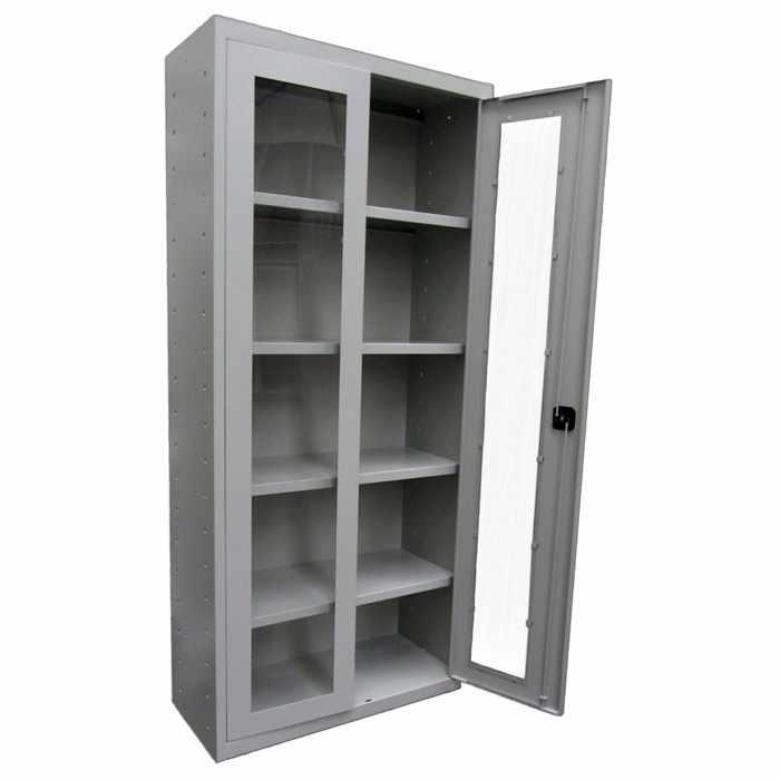 Muebles metalicos de opina para documentos con visor
