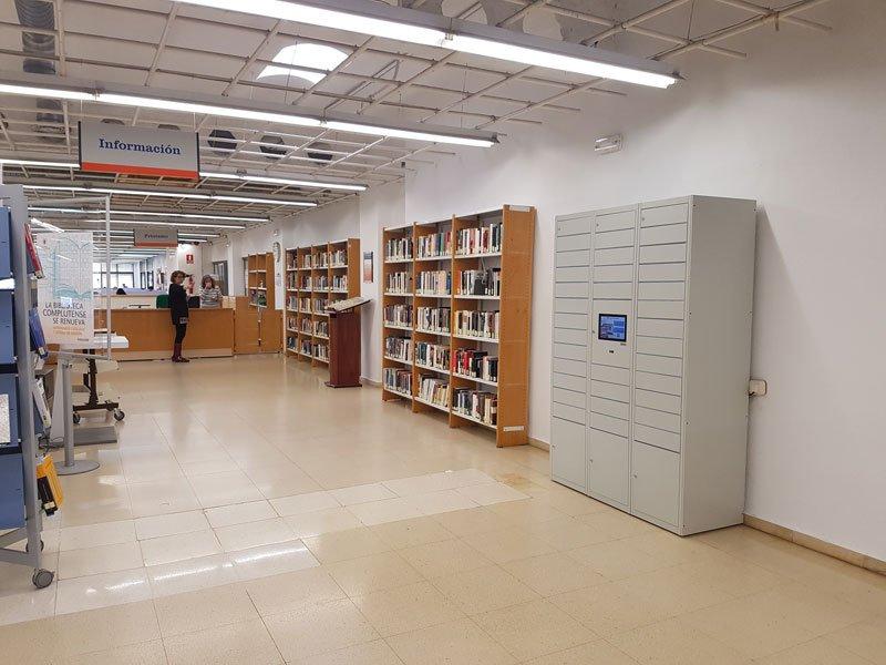 MOBINCO - Smart Lockers