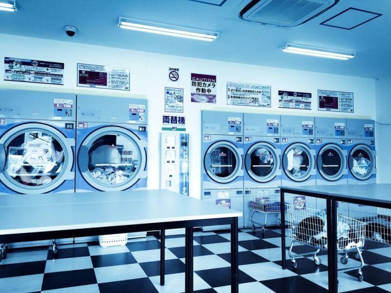 Así son las lavanderías del futuro